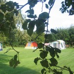 Camping-achterhoek
